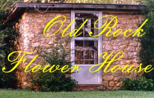 Old Rock Flower House